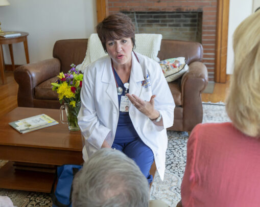 hospice care provider