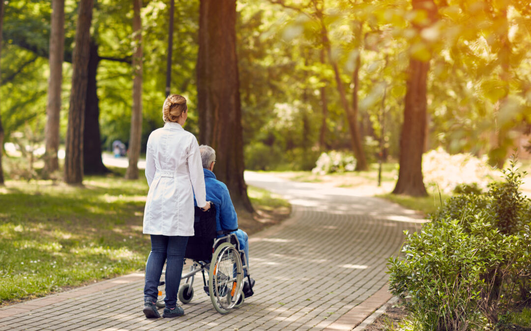 The Dedicated Workers in Hospice Care